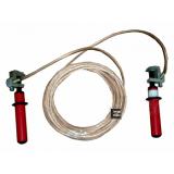 Переносное заземление для пожарных машин ЗПМ-1 16мм - 8м