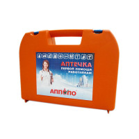 Аптечка для оказания первой помощи (приказ №169н от 05.03.2011г.)