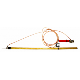 Штанга разрядная ШР-0,4 с протоклом испытаний