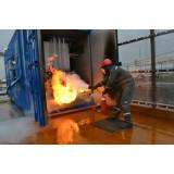 Особенности ликвидации пожара в электрических установках до 1 кВ